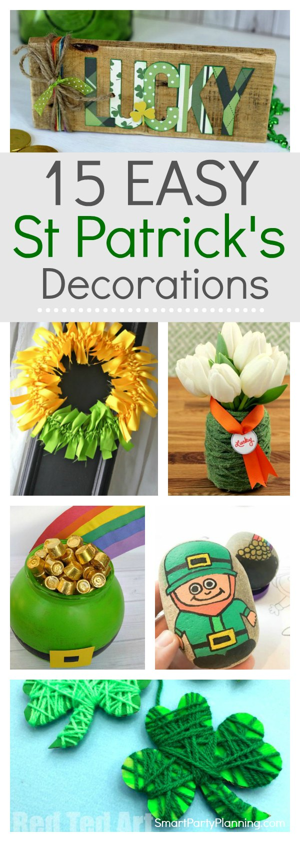 15 St Patrick's Day Decorations