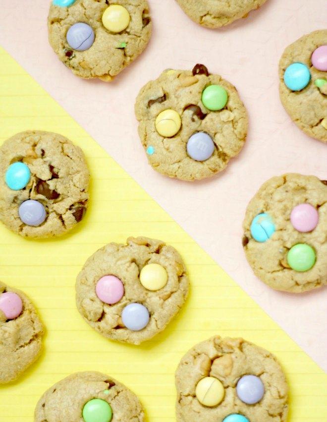 MnM Cookies