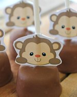 Monkey Pops Heads
