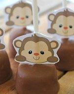 Monkey Pops Heads