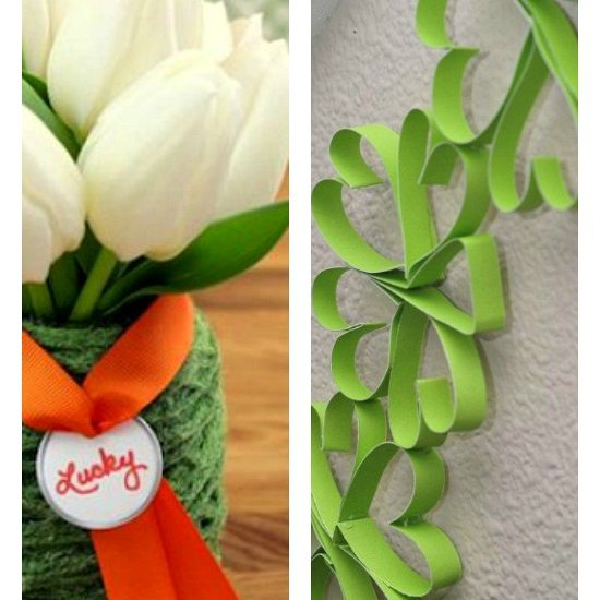 15 easy st patricks day decortions