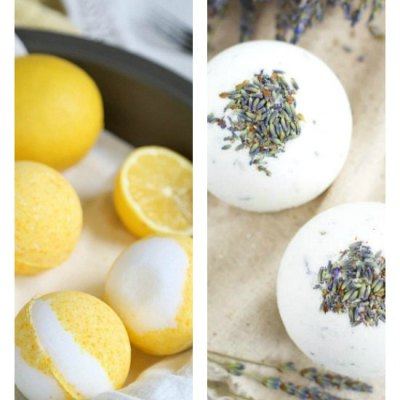 15 of the Best Bath Bombs You Can Easily Make Right Now