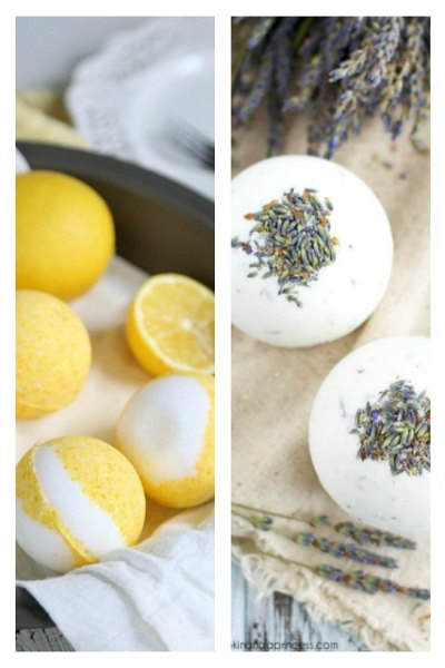 15 DIY best bath bombs
