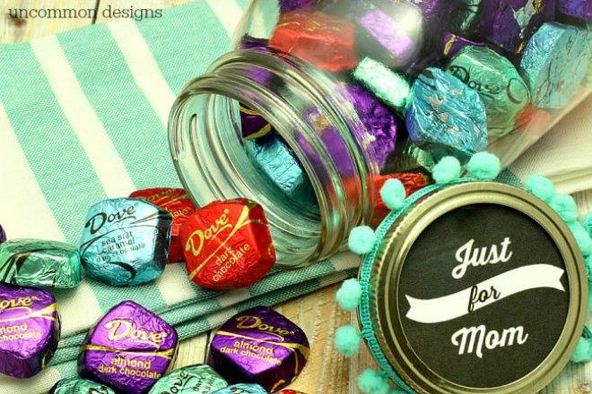 Sweet Treat Mason Jar
