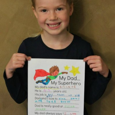 Awesome Father's Day Questionnaire Kids Will Love To Complete
