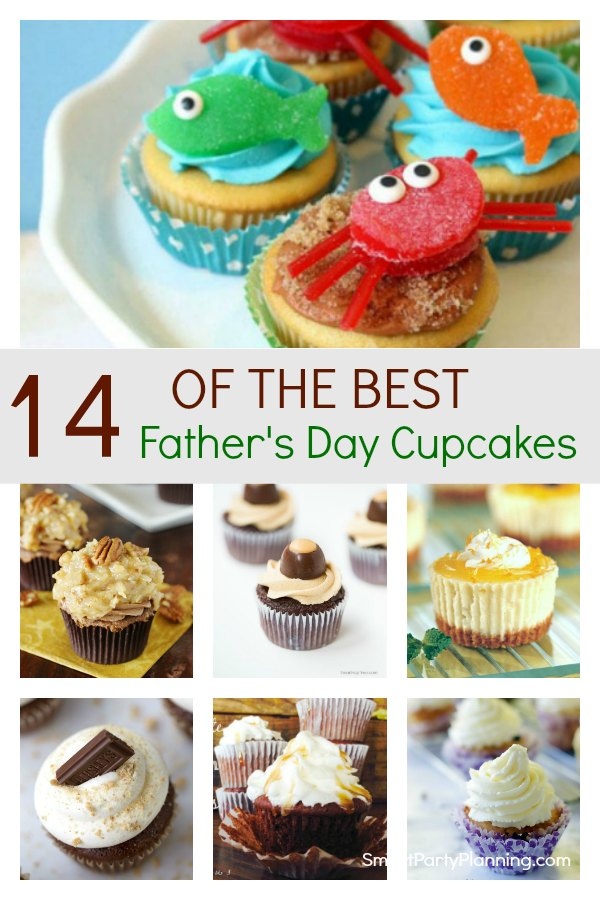 14 Of The Best Easy Father S Day Cupcakes
