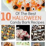10 of the best Halloween candy bark recipes