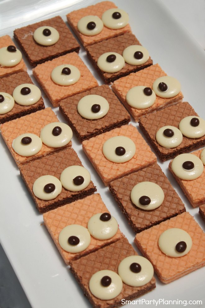 Wafer Monster Cookies