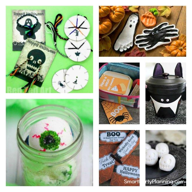 12 Easy Halloween Gifts