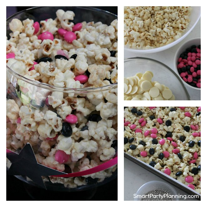 Easy rock star popcorn