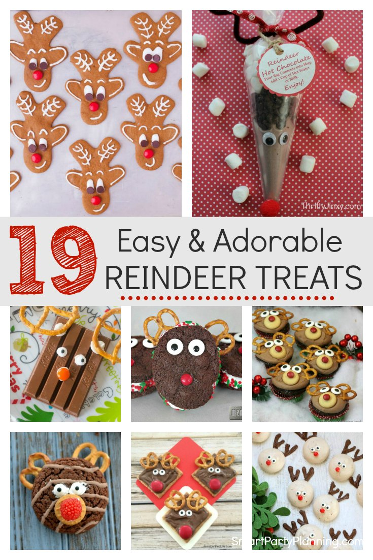19 Reindeer Treats