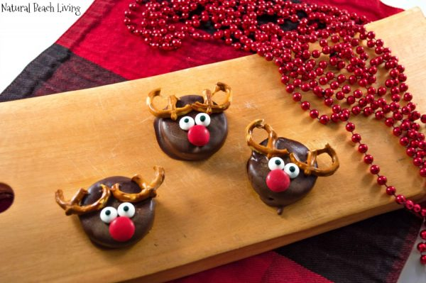 oreo reindeer cookies