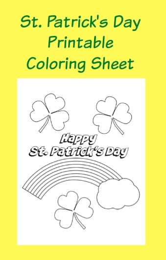 St-Patricks-Day-Printable-Coloring-Sheet (1)