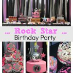 Rock Star Party