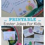 Printable Easter Jokes For Kids