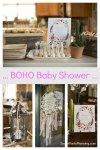 Boho Baby Shower