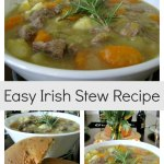 Easy Irish Stew Recipe