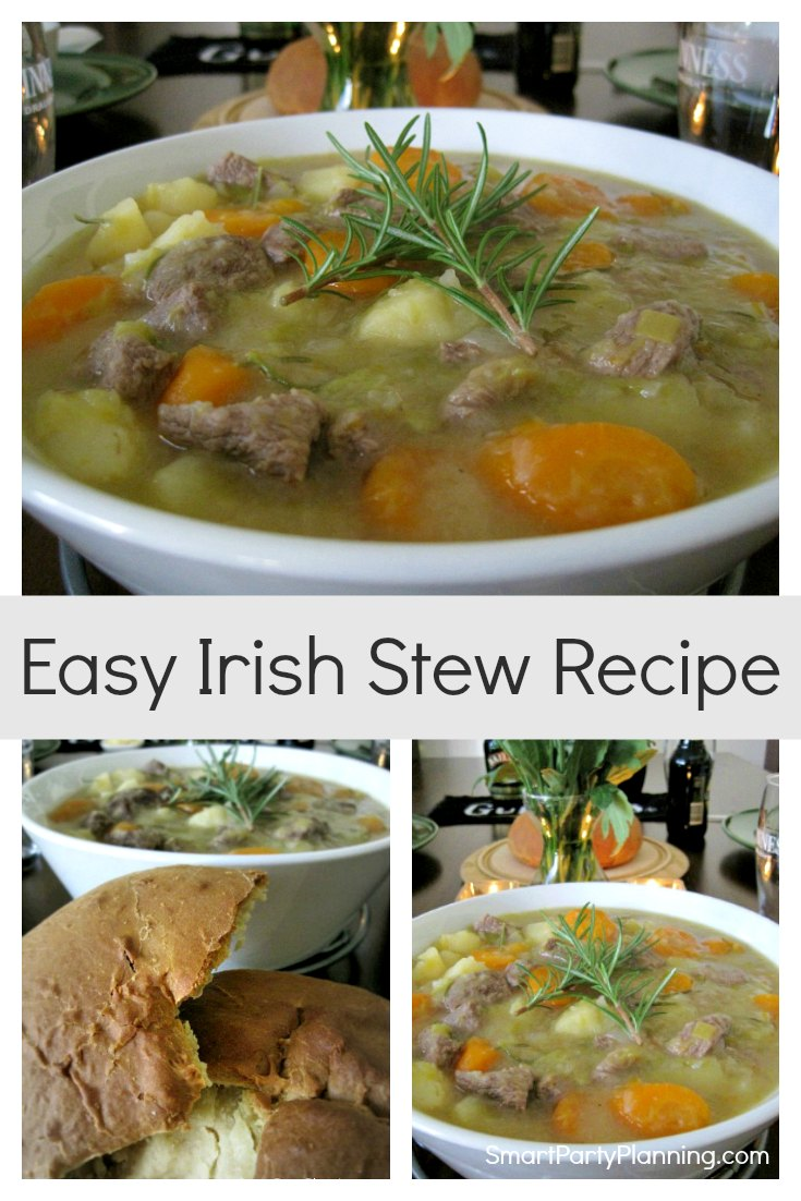 Easy Irish Stew Recipe