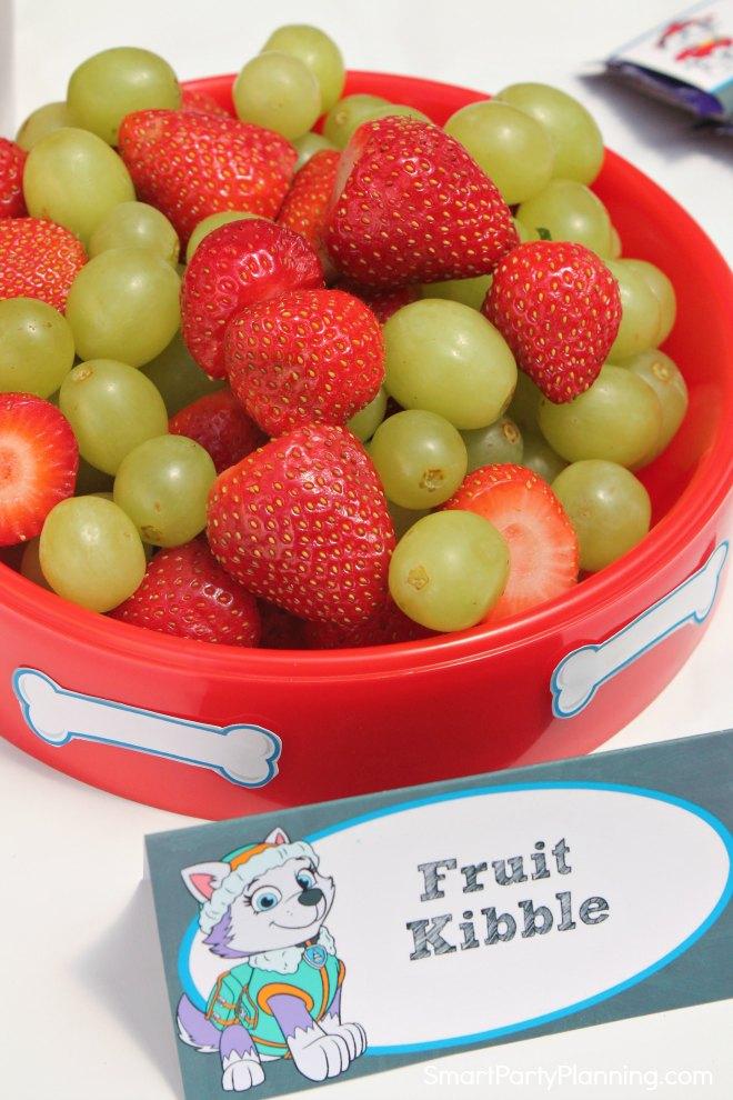 Fruit Kibble