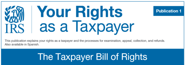 New Jersey Payroll Service Taxpayer Bill of Rights