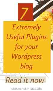 7 extremely useful plugins for your WordPress blog that you need to install on your blog to help with security, add google analytics, and reduce your image sizes. Just some of the plugins that you should install in on your WordPress Blog.
