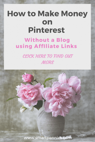 Awesome Tips for Affiliate Marketing on Pinterest Without a BLOG -