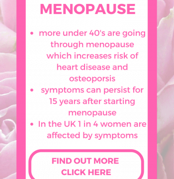 Why You Should be Concerned about Menopause