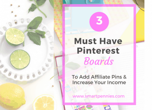 Do you Know What the 3 Most important Pinterest boards you should have are?