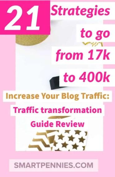 Traffic transformation guide lena gotts