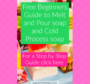 The Ultimate guide to Soap making for beginners: Cold process & Melt and Pour.