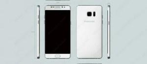 Galaxy Note7 edgeと思われる画像と動画がリーク!