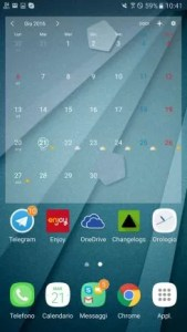 Galaxy Note7の新しいUIがリーク!