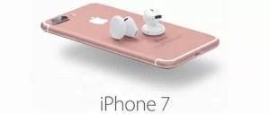 iPhone7のイヤホンはLightning変換アダプタ同梱と予想