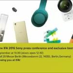 Sony-IFA-2016