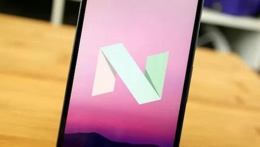 Nexus SailfishとMarlinはAndroid7.0最初のメンテナンス・リリースで発売