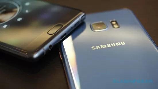 Galaxy S8のハードウェア
