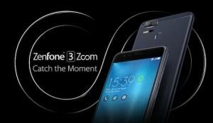 ASUSが5,000mAhのZenfone3 Zoomと8GB RAMのZenfone ARを発表!発売は?