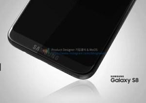 【最新版!】Galaxy S8とGalaxy S8+のレンダー画像!