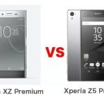 Xperia XZ PremiumとXperia Z5 Premiumを比較!どれだけ進化した?Xperia XZ Premiumは買い?