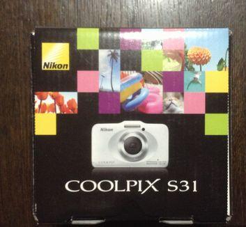 Coolpix S31 01