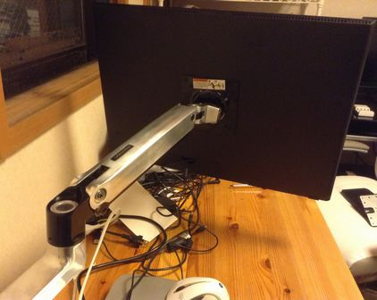 Ergotron LX desk mount arm05