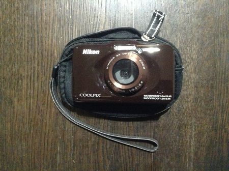 Coolpix S31 Camera Case02
