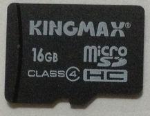 Kingmax 16GB Class4