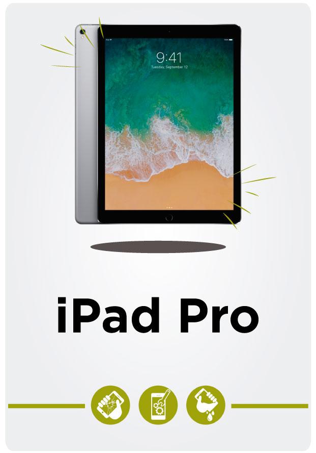 Reparación de iPad Pro
