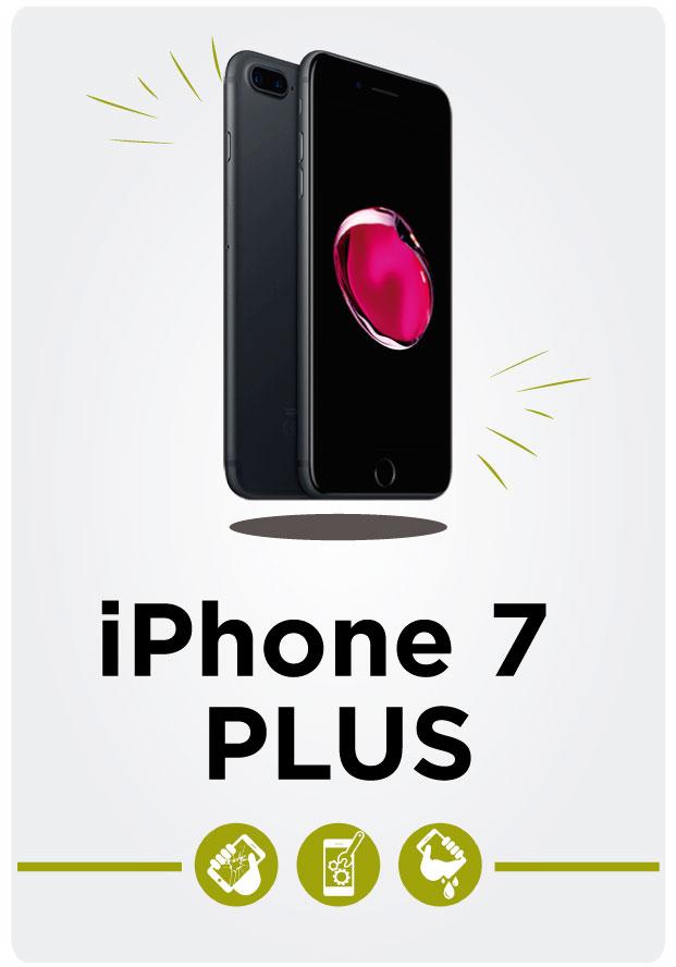 Reparación de iPhone 7 PLUS