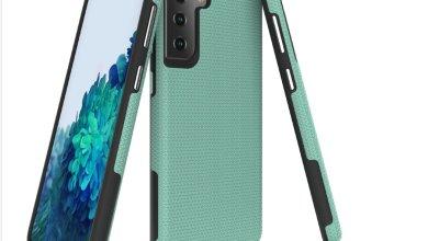 Samsung Galaxy S21 Rendering