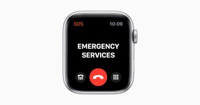 Apple Watch Notruf