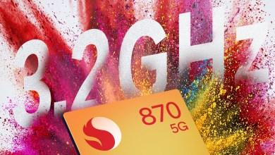 Motorola Edge S Snapdragon 870 5G