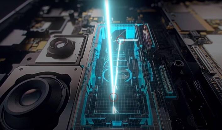 Samsung Galaxy S21 Ultra Zoom