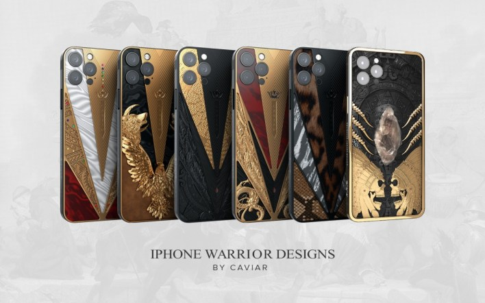 Apple iPhone 12 Pro Caviar Warrior-Edition